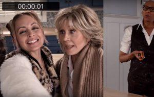 RuPaul e Nicole Richie estão no trailer da 5ª temporada de Grace and Frankie; vem ver!