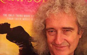 Brian May, do Queen, lança música solo; vem ouvir New Horizons