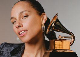 Alicia Keys irá apresentar o Grammy 2019!