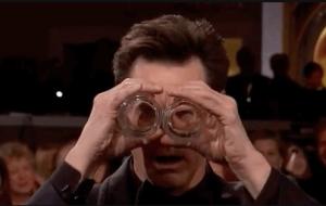 Apresentadores do Golden Globes 2019 fazem Jim Carrey mudar de lugar na premiação; vem saber o motivo