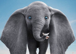Vem ver o novo pôster internacional de Dumbo!