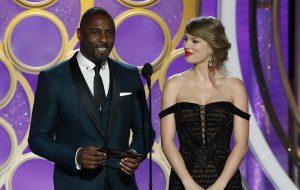 Idris Elba elogia Taylor Swift e fala que eles devem fazer música juntos para o filme Cats