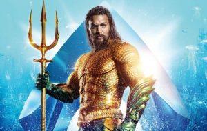 Aquaman já é a maior bilheteria da DC e chega no Top 20 do ranking mundial
