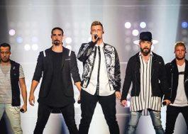 Backstreet Boys lançam mais um single de DNA; vem ouvir Breathe