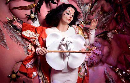 Exposição da Björk no Brasil!
