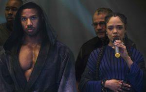 Trilha sonora de Creed II une hip-hop com orquestra e transforma Tessa Thompson em uma popstar