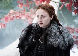 Sophie Turner não podia lavar o cabelo durante as filmagens de Game of Thrones!