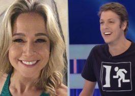 Parece que Fernanda Gentil e Fabio Porchat vão apresentar o programa substituto do Vídeo Show
