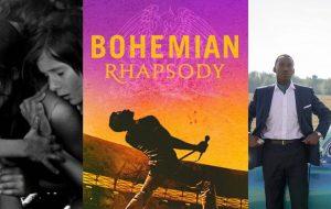 Bohemian Rhapsody, Green Book e Roma são os mais vitoriosos da noite; vem ver os vencedores do Golden Globes 2019