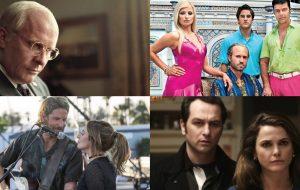 Você conhece os filmes e as séries que o Golden Globes de hoje irá premiar?