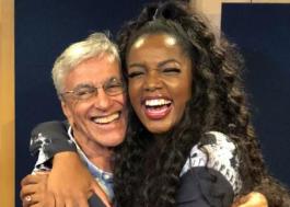 IZA e Caetano Veloso lançam Divino Maravilhoso, hino marcante de Gal Costa