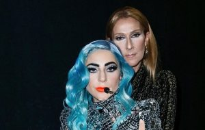 Compositora de Till It Happens To You quer escrever dueto para Lady Gaga e Céline Dion