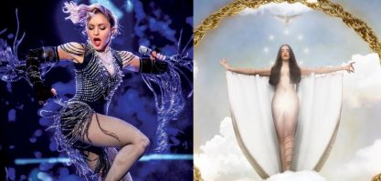 Madonna + Rosalía?
