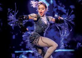 Nova turnê da Madonna deve começar no fim de 2019!