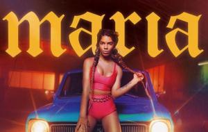 Toda Vez, primeiro single de Maria, ganha capa e chega até nós essa sexta. Preparados?