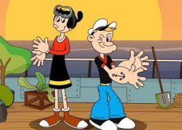 Prestes a celebrar 90 anos, Popeye ganha versão politicamente correta!