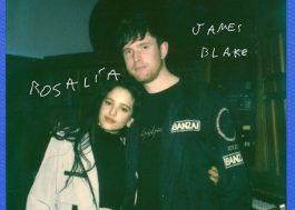 Rosalía e James Blake estão juntos em novo single; vem ouvir Barefoot in the Park!
