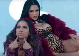 """Natti Natasha lança clipe todo sensual de """"Te lo Dije"""", sua parceria com Anitta!"""