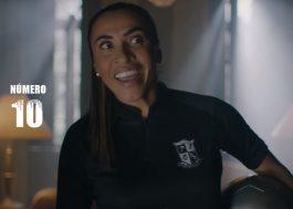 """Jogadora Marta vira um membro da """"Umbrella Academy"""" em novo comercial!"""
