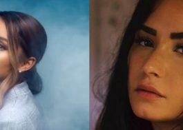 """Ariana Grande responde fã que questiona sua amizade com Demi Lovato: """"falo com ela todo dia"""""""