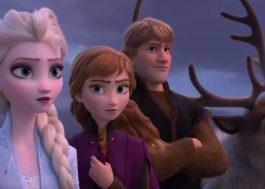 """""""Frozen 2"""" tem o trailer de animação mais assistido em 24 horas!"""