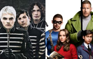 "Gerard Way conta como os membros de My Chemical Romance inspiraram ""The Umbrella Academy"""