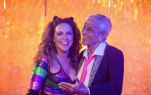 Daniela Mercury e Caetano Veloso estão maravilhosos no clipe de Proibido o Carnaval