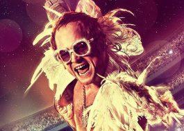 """""""Rocketman"""": biografia de Elton John ganha pôster maravilhoso e novas cenas"""