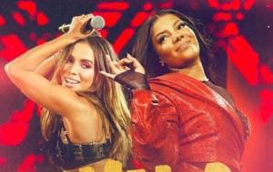 Finalmente! Parceria de Ludmilla com Anitta ganha data de estreia