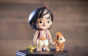 Funko anuncia novos colecionáveis de Aladdin para a linha 5 stars; vem ver!