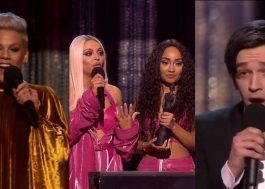 Pink, Little Mix e The 1975 são os grandes vencedores do BRIT Awards 2019; saiba tudo o que rolou