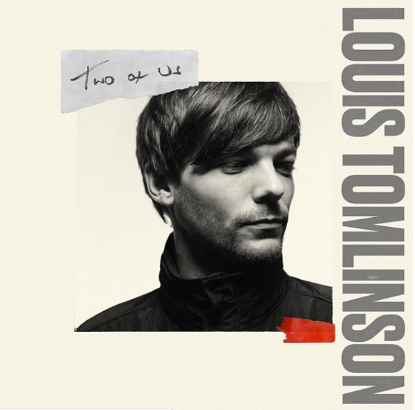 two of us o novo single de louis tomlinson que chega semana que vem. Black Bedroom Furniture Sets. Home Design Ideas