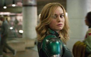 Brie Larson diz que adoraria que Capitã Marvel liderasse equipe em filme de heroínas