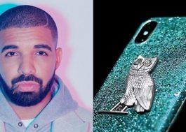 A case do iPhone do Drake custou mais de R$ 1,5 milhão!!!