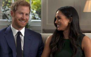Parece que Meghan Markle e Príncipe Harry estão esperando um menino…
