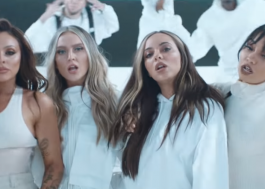 "Little Mix nos dá uma aula de sensualidade no clipe de ""Think About Us"""