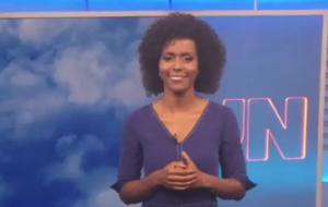 Maju Coutinho será a 1ª mulher negra na bancada do Jornal Nacional