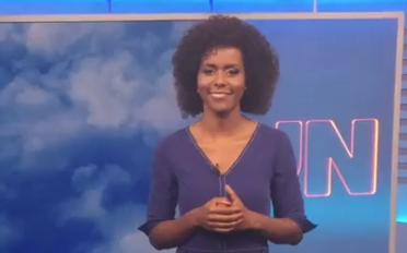 Maju Coutinho Será A 1ª Mulher Negra Na Bancada Do Jornal