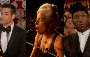"""Num Oscar cheio de surpresas, """"Bohemian Rhapsody"""" e """"Green Book"""" são os filmes mais premiados da noite"""