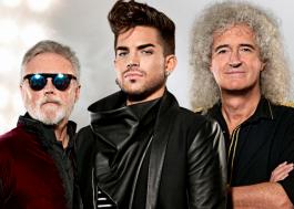 Socorro! Queen e Adam Lambert vão se apresentar no Oscar 2019!