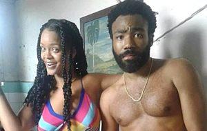 Filme de Donald Glover com Rihanna será um álbum visual
