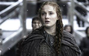 Sophie Turner diz que Sansa Stark vestirá armadura nos novos episódios de GoT