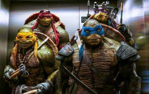 As Tartarugas Ninja vão ganhar filme produzido pela Netflix!