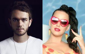 Dicas sobre o feat? Katy Perry e Zedd estão trocando mensagens estranhas no Twitter