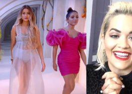"""Rita Ora conta como foi trabalhar com Sofía Reyes e Anitta em """"R.I.P"""""""