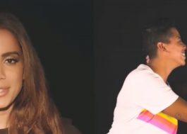 Anitta publica mais um teaser misterioso, dessa vez com casais se beijando!