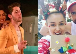 Priyanka Chopra e Nick Jonas já cogitaram fazer um encontro duplo com Miley e Liam!