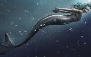 Um papo com a protagonista de Siren, série com sereias e muito terror