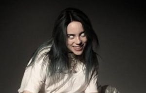 "Billie Eilish lança a gostosa ""Wish You Were Gay"", sobre não saber lidar com o fora do crush!"
