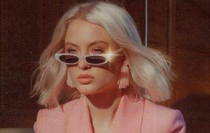 """Zara Larsson não quer ser motivo de preocupação em """"Don't Worry Bout Me"""""""
